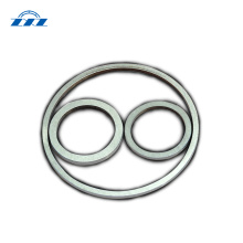 Vane ring for automobile variable displacement vane pump