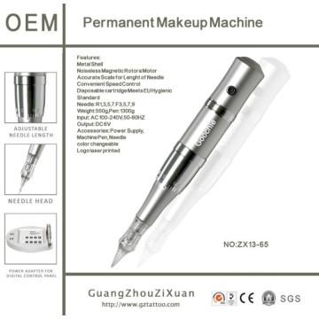 Goochie máquina permanente de la máquina A8 del maquillaje del maquillaje de Digitaces