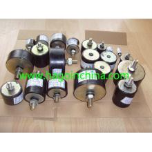 Support d'absorbeur anti vibrations caoutchouc lourd