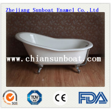 Enamel Shower Tub Single Bathtub