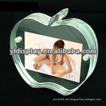Apfel Form Acryl Bilderrahmen mit 4 Magneten