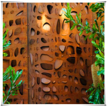 Decorative Steel Folding Screen