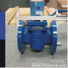 Flanged Cast Steel Sleeve Type Plug Valve (X43F)
