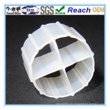 Embalaje biológico flotante del PVC de la suspensión plástica
