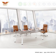 Melamine Furniture Desk Office Conference Table for Meeting (H70-0365)