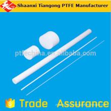 Fabricante e fornecedor fornecem barras de PTFE extrudidas / barras de teflon
