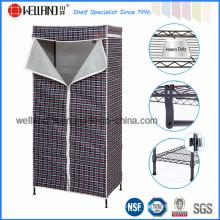 Cheap Fruniture DIY Steel Wardrobe Closet Manufacture