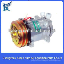 130mm sanden 508 mini r134a compressor made in china