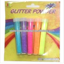glitter sand powder craft