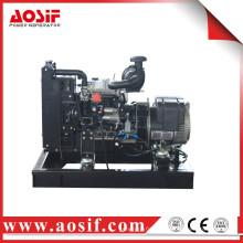 AOSIF 10kva 8kw refrigerado por agua a prueba de ruido generador diesel precio