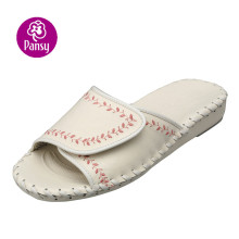 Pansy Comfort Shoes Bonding Cingulum Design Indoor Slippers For Ladies