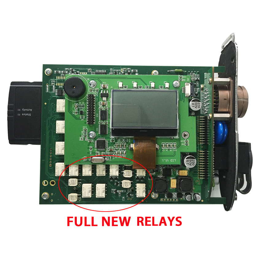 full chips sdconnect c4 pcb