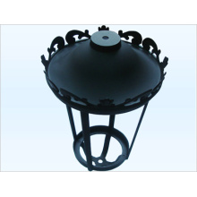 Garden Outdoor Light Die Casting Aluminum Housing