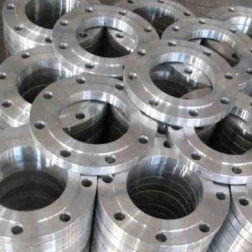 British Standard stainless steel flanges