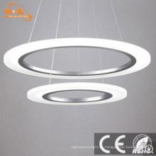 Современный Отель Алюминиевая Подвеска Лампа E27 Лампа Подвесной Светильник