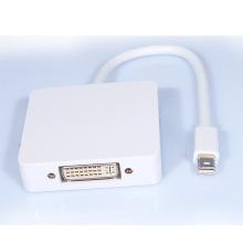 3-in-1-Mini-Displayport zu Dp / DVI / HDMI-Adapter