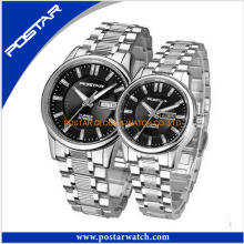 The Hot Sale New Design Fashion Couple Watch for Gift