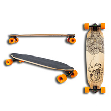 Canadian Maple Longboard (LCB-61)