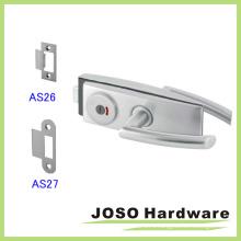 Стеклянная дверная ручка для ванной комнаты (GDL020C-1)