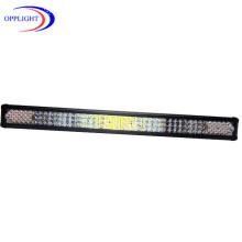 Opplight Newest Wholesale LED Strobe Light Bar 22′′ 28′′ 31′′ 40′′ off Road 12V 24V Amber Strobe 4X4 Straight Car LED Light Bar