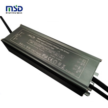 DALI CV 100W QC ISO IEC 62386 V1 and V2 addressable outdoor waterproof street light dali dimmer led driver switch power supply