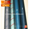 Hot normal clear blue pvc film for bag material