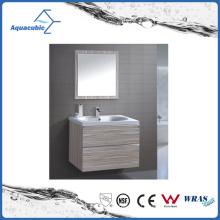 Классический шкаф с большим зеркалом (AME1008)