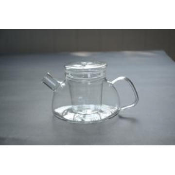 Unique Products Clear Hot Sell Thin Wine Glass Teapot with Lid