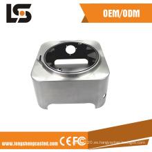 Exprimidor industrial para manzanas con carcasa de fundición a presión de aluminio