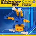 Thinkertoyland 3+ Kinder DIY Free Build Spielzeug Roboter