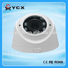 2.0 Megapíxeles Cámara 1080P AHD Interior Dome Varifocal lente 2015 top 10 cctv cámara