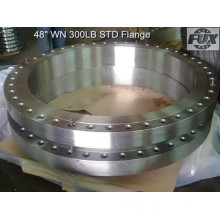 Big Size ASME B16.47 Carbon Steel Forged Weld Neck Flange