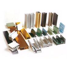 Aluminium Extrusion industriels profil Aluminium, profil en aluminium (HF011)