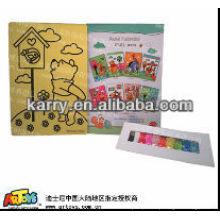 Картины поделки из песка для детей