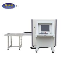 équipement d'inspection de sécurité de rayon X d'utilisation d'ambassade