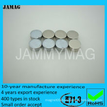 D20H3 ring round neodymium multipole magnets