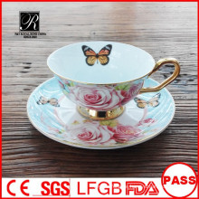 Großhandel hochwertige Produkte Keramik Porzellan Kaffeetasse