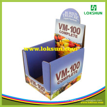 Cardboard Table/PDQ Carton Display /Cardboard Counter Top Display