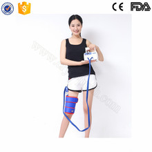 Health and Medical Product Compression Machine Motorized Cooler for Leg Thigh