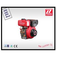186F refrigerado por aire de un cilindro diesel-8.6hp motor