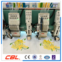 Computer flat embroidery machine for sale