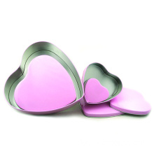 heart shaped candy tins for wedding
