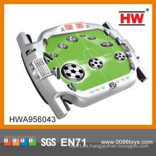 Interesantes campeones de fútbol mano de fútbol juego mini fútbol mesa de juego
