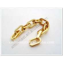 Zinc alloy chains for bag and purse decoration