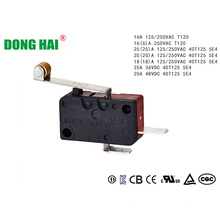 Long Hinge Roller  Micro Switch Normal Open