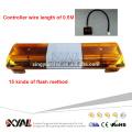 Barra LED ligera de advertencia del estroboscópico durable del montaje en el techo de la policía del tamaño completo del flash al por mayor del LED 12V