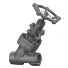 Y -Type Forged Globe Valve (QY11)