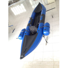 Inflatable Kayak, Fishing Inflatable Canoe