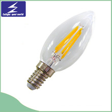 Glass Bulb LED Filament Lamp with Ce RoHS