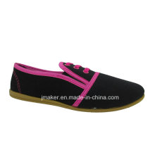 China Frauen PVC Außensohle Injection Wanderschuhe (J2610-L)